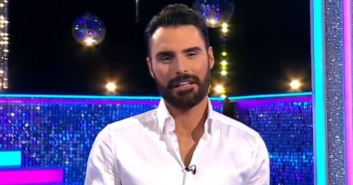 Strictly It Takes Two: Fans delighted as Rylan Clark-Neal back as host following marriage split