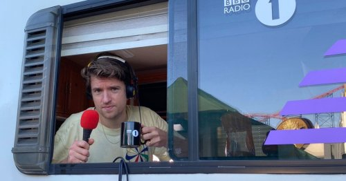 Radio 1's Greg James 'furious' as he's locked in a van live on air in yet another escape room prank