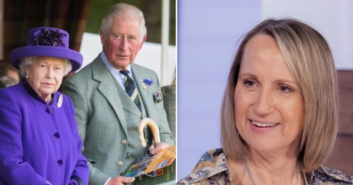 Carol McGiffin doesn't think Queen Elizabeth should 'slow down' despite health scare: 'She's saving us from Charles!'