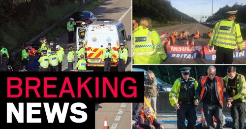 M25 protesters face prison for contempt of court if they block motorways again