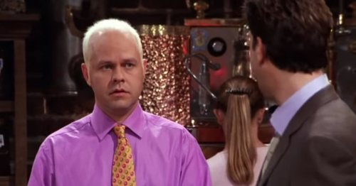 Why Gunther was the most relatable of all the Friends