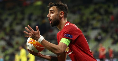 Manchester United's Bruno Fernandes admits mental and physical struggles last season