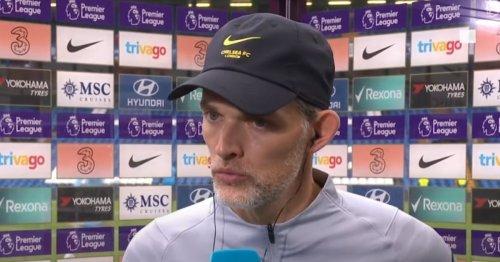 Thomas Tuchel praises Ruben Loftus-Cheek after Chelsea's loss to Manchester City