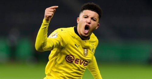 Borussia Dortmund identify Jadon Sancho replacements as Man Utd move edges closer
