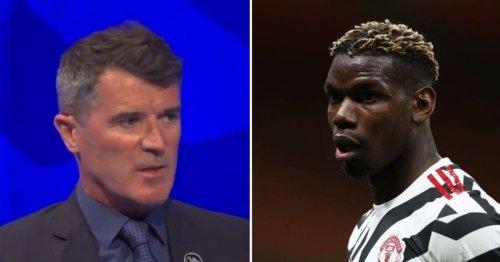 Roy Keane responds to Paul Pogba criticising former Manchester United manager Jose Mourinho