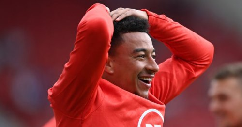 Manchester United midfielder Jesse Lingard reveals how he reacted to missing out on England's Euro 2020 squad