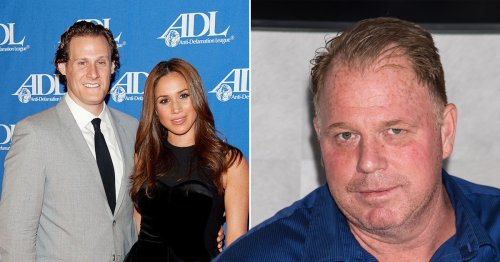 Meghan Markle's brother warns Harry he's 'on the chopping block next'