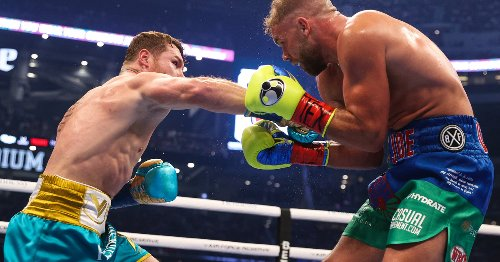 Canelo Alvarez stops Billy Joe Saunders to cement his status as boxing's pound-for-pound great