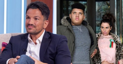 Peter Andre 'calls in lawyers' after Katie Price's claims about him in her new book