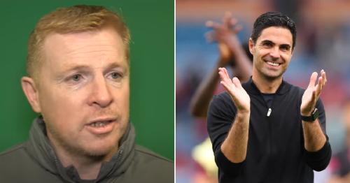 Former Celtic manager Neil Lennon praises 'excellent' Aaron Ramsdale after Arsenal beat Burnley