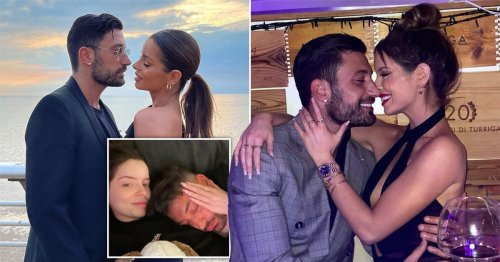 Strictly pro Giovanni Pernice and Maura Higgins' relationship timeline