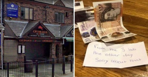 Group returns to pay bill after restaurant threatened to name and shame them