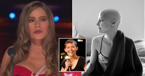 AGT's Sofia Vergara sends support to Nightbirde as golden buzzer act pulls out due to cancer: 'We're rooting for you'