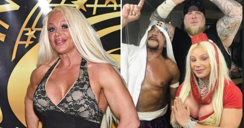 Wrestler Melissa Coates dead aged 50, months after lifesaving amputation: WWE stars pay tribute to Super Genie