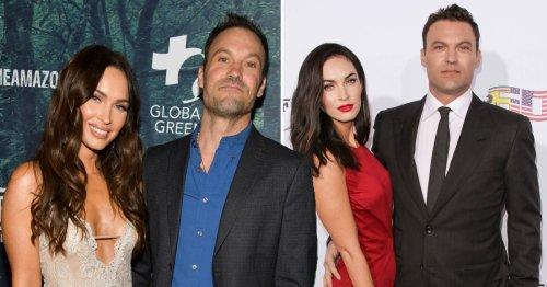 Megan Fox and Brian Austin Green finally reach divorce settlement over a year after split