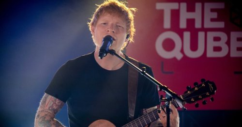 Ed Sheeran's weight increased to 15 stone as he indulged on chicken, wine and beer: 'I knew I was big'