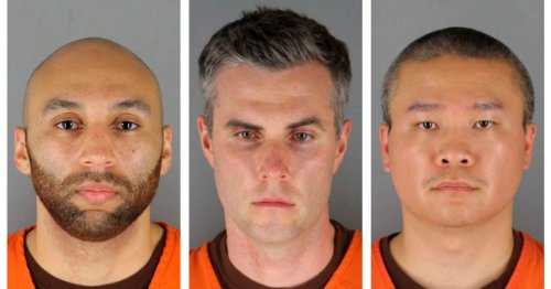 Trial for three ex-cops in George Floyd's death postponed to 2022