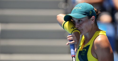 Wimbledon champion Ashleigh Barty crashes out of singles event at Tokyo Olympics after shock first round defeat