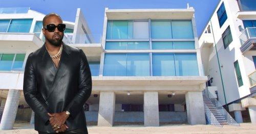 Kanye West 'buying $57million Malibu mansion' amid divorce