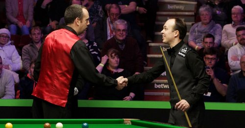 'I'm indebted to snooker': Why the game is anything but a 'waste of a life'