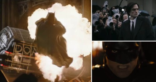 Robert Pattinson's caped crusader back 'with a vengeance' in new trailer for The Batman