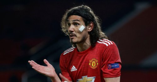 Ole Gunnar Solskjaer reveals promise to Edinson Cavani over Manchester United stay