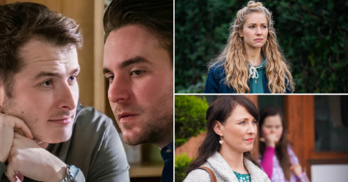EastEnders spoilers: 29 new images reveal wedding cancelled, secret exposed and two shock discoveries