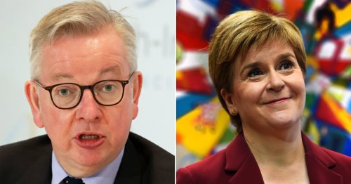 Number 10 won't block second Scottish referendum if it's 'settled will' of voters