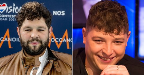 Eurovision star James Newman reveals crucial advice from singer brother John ahead of Saturday's final