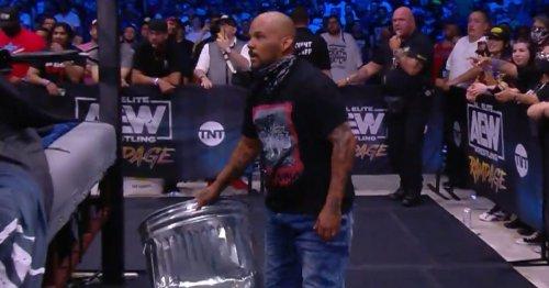 AEW Rampage: IMPACT Wrestling veteran Homicide debuts to help Eddie Kingston and Jon Moxley