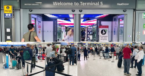 UK airports set for busiest weekend of the year as school summer holidays begin