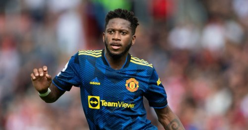 Manchester United star Fred tells Ole Gunnar Solskjaer he'd prefer to play in a more attacking role