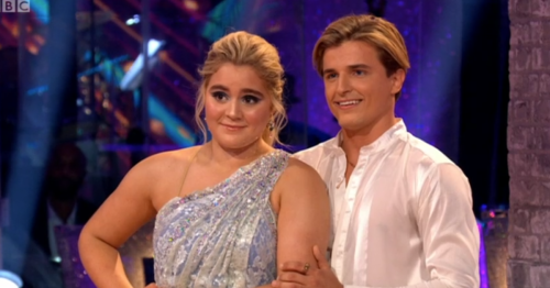 Strictly 2021: Tilly Ramsay bounces back after bodyshaming with highest score yet