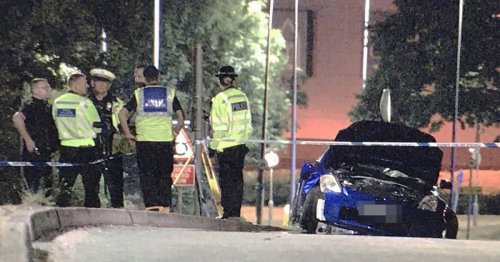 Boy racers who injured 19 people after crashing into crowd are jailed