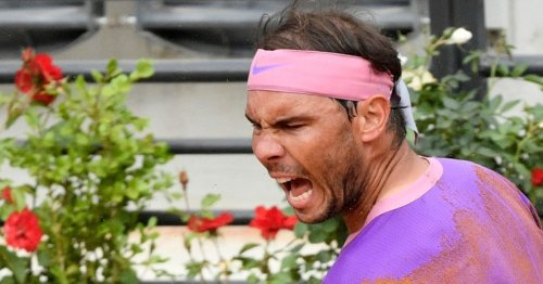 'They will kill us!' Rafael Nadal rages at umpire after nasty fall vs Novak Djokovic
