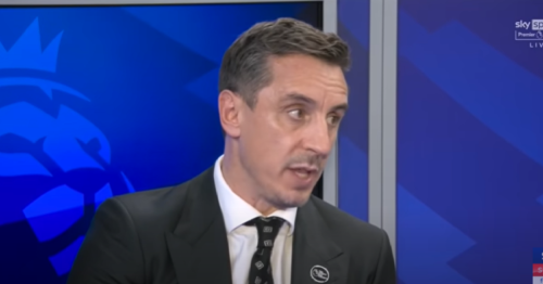 Gary Neville says Manchester United captain Harry Maguire is 'nowhere near it' after Liverpool thrashing