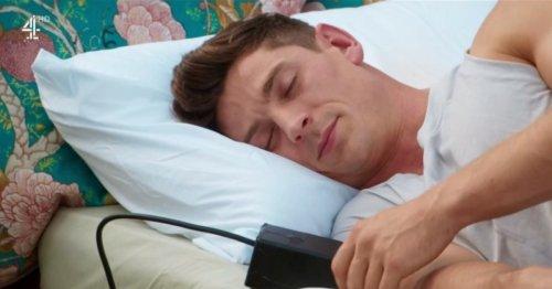 The Love Trap viewers blast awkward challenge as women take turns spooning David Birtwistle