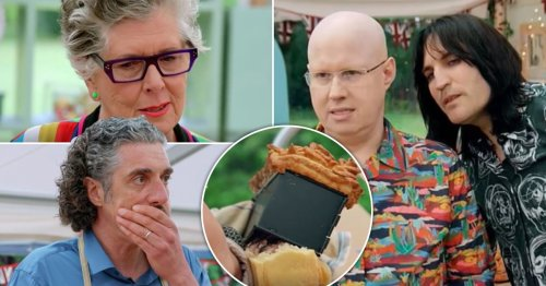 Great British Bake Off 2021 episode 6 review: Pie disasters and saucy innuendos deliver the drama we've been waiting for