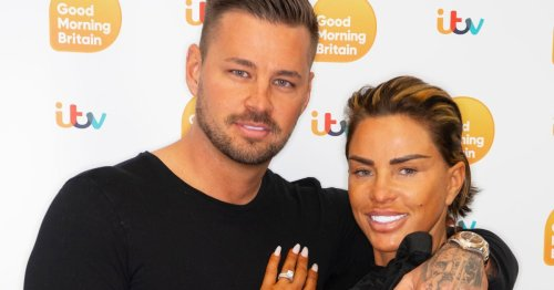 Katie Price considers fifth cesarean section to have sixth child with fiancé Carl Woods