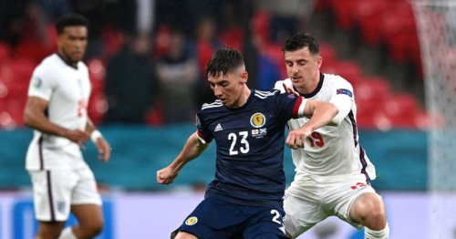 Mason Mount speaks out on Billy Gilmour's performance against England for Scotland