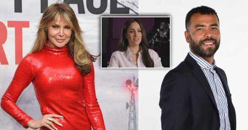 Lizzie Cundy tried to matchmake Meghan Markle with Ashley Cole but the footballer 'wasn't keen'