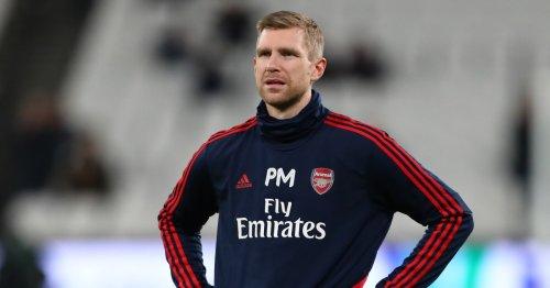 'He's got no chance' – Per Mertesacker reveals Premier League star Arsenal coaches let go