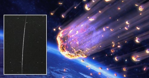 An 'Earthgrazer' fireball that passed over Brazil may have come from outside the solar system