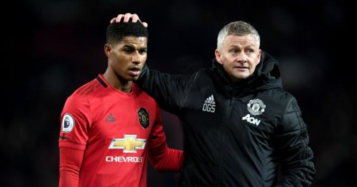 Marcus Rashford camp unhappy with Manchester United boss Ole Gunnar Solskjaer over 'prioritise football' comments