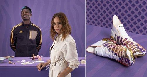 Adidas reveals first vegan football boots designed by Stella McCartney