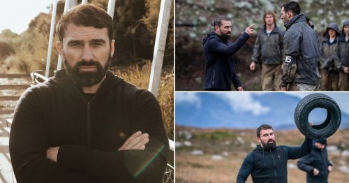 Ant Middleton denies making 'lewd' comments on SAS: Who Dares Wins