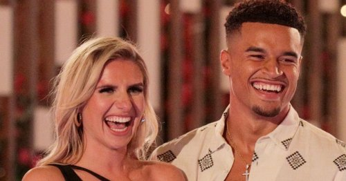 Love Island's Toby Aromolaran moved in with girlfriend Chloe Burrows after isolating apart became too much
