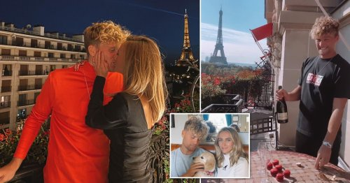 Made In Chelsea's Tiffany Watson confirms engagement to footballer Cameron McGeehan