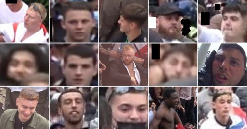 Another 15 men wanted over violent scenes at Euro 2020 final