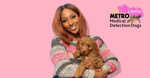 Alexandra Burke: I've signed up to the Metro Lifeline challenge for my family
